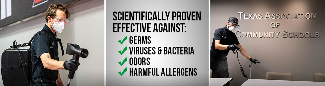 J Ferg New Lubbock Franchise Scientifically Proven Effective Against Harmful Pathogens