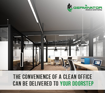 Picture of an Office Sanitized by Germinator Lubbock